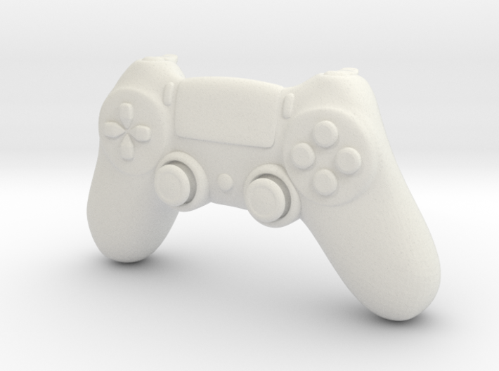 BJD DOLL: PS4 Controller 1/3 SD size 3d printed