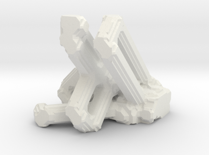 Ancient greek 3d printed