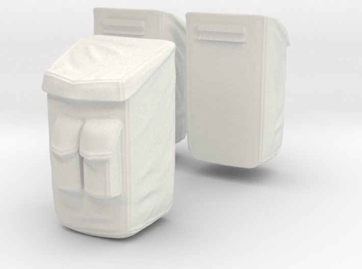 13B-Sample Bags - Apollo 17 3d printed