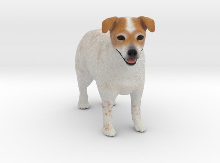 Custom Dog Figurine - Sigmund 3d printed