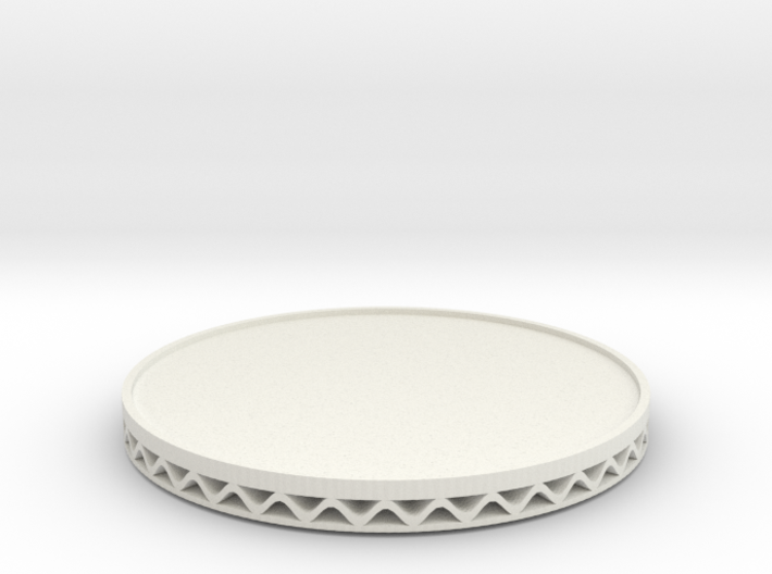^coaster personalize engrave 3d printed