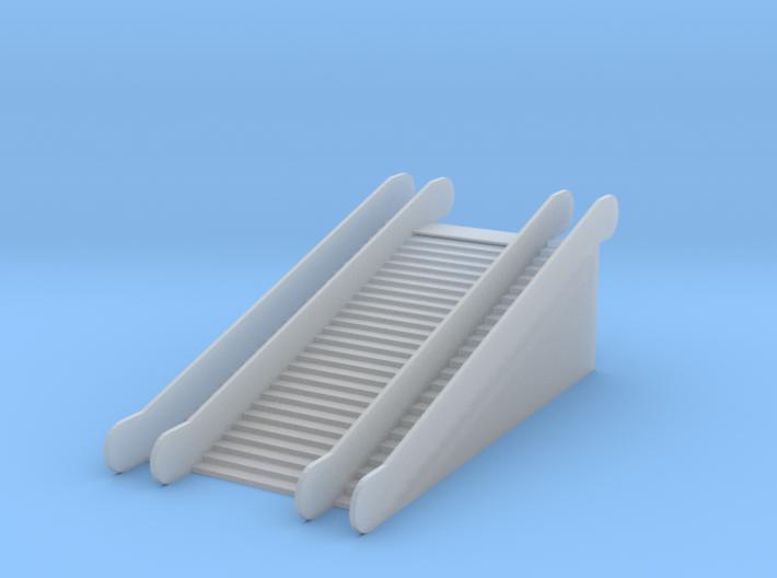 1/220 Rolltreppe doppelt / z-scale escalator 2 way 3d printed