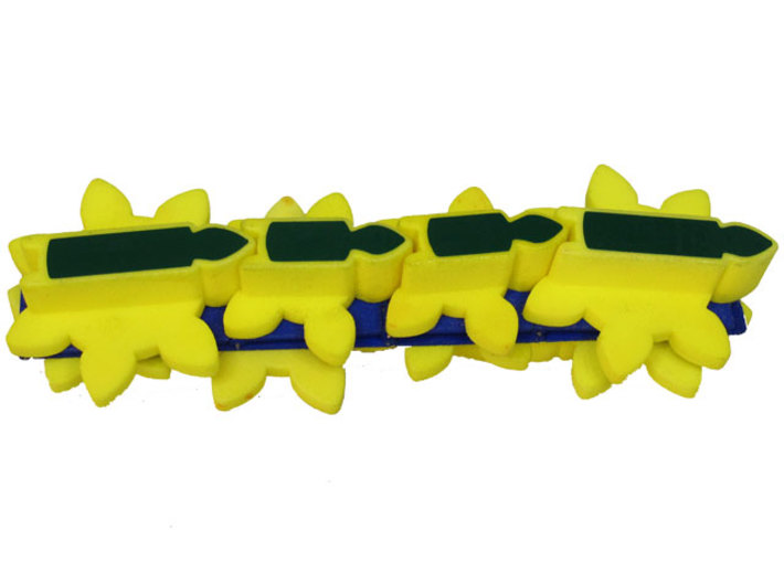 Gear Bracelet 7+5 3d printed