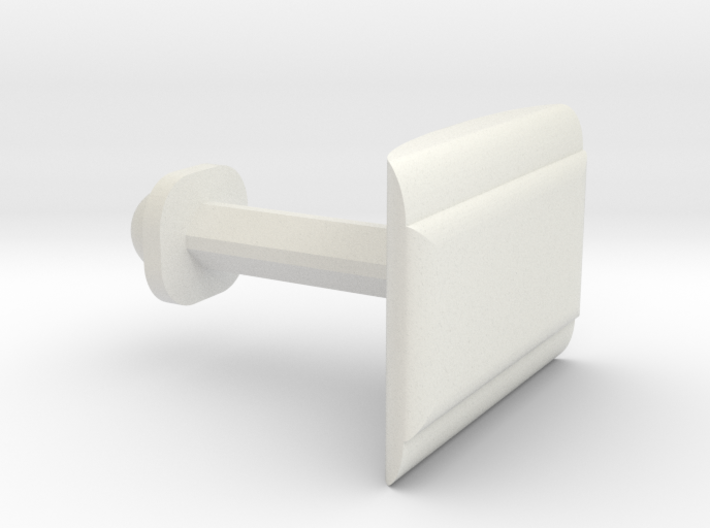 Customizable Cufflink 3d printed