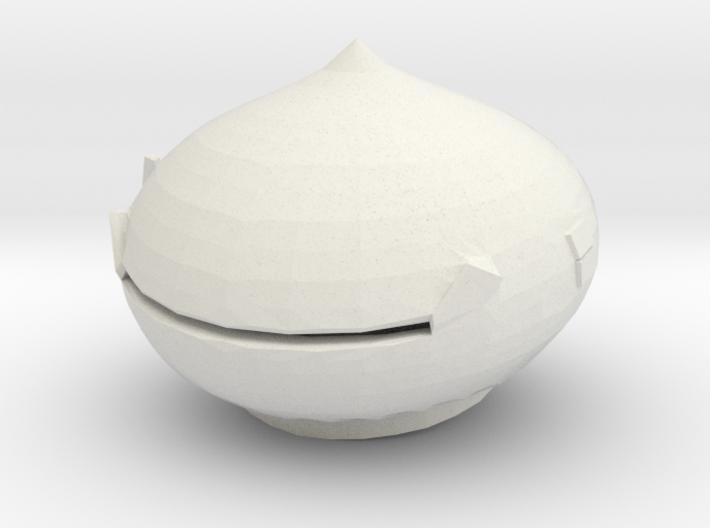 Onion Knight Lego Helmet  Dark Souls 3d printed