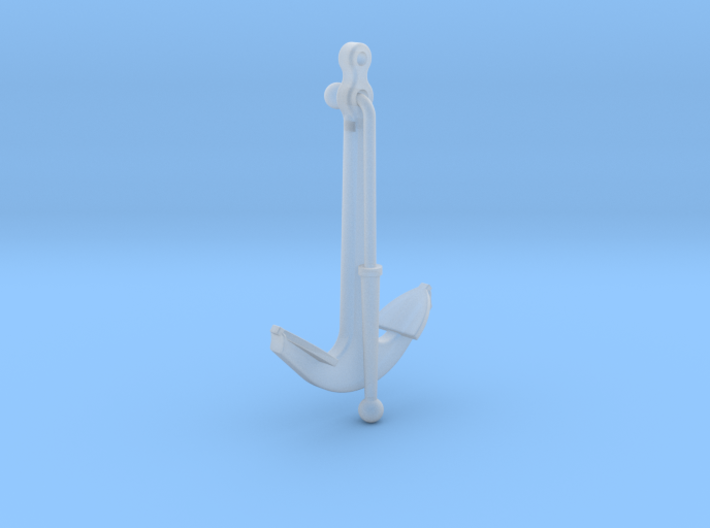 Early US Anchor 40mm 3d printed