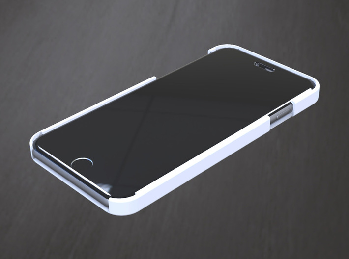 iPhone 6/6s Case - Hexagon Design 3d printed