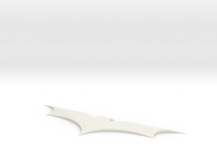 Batman Batarang 3d printed