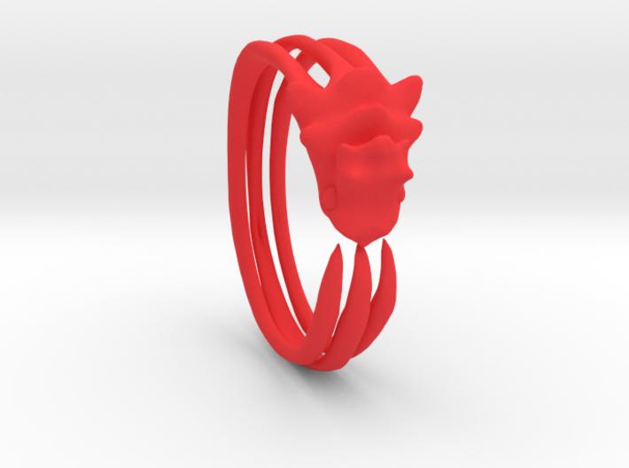 Phneergeoboros Bracelet 3d printed