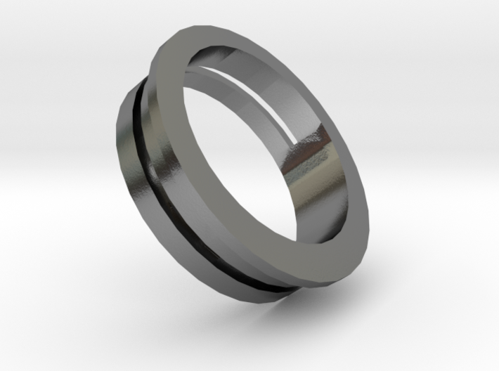 Open ring 3d printed