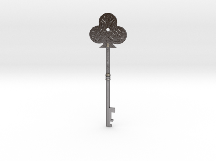 Resident Evil 2: Club key 3d printed