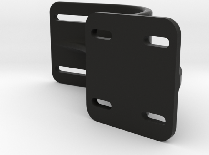 """G27 Paddle Extender 50mm or 2"""" offset 3d printed"""
