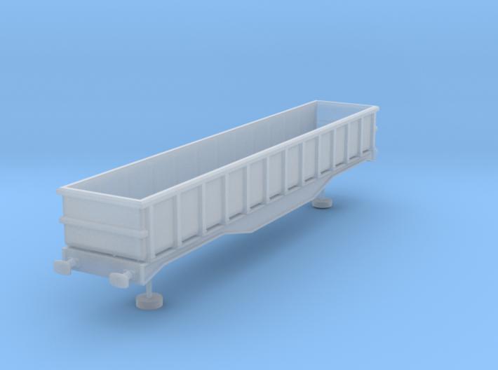 N Scale MVA Stone Box 3d printed