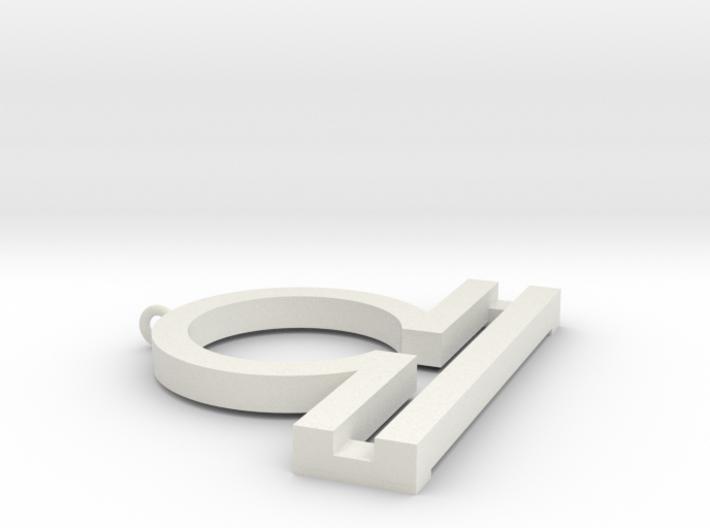 Terezi Pendant 3d printed