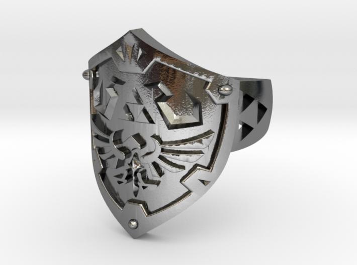 Hylian Shield  3d printed