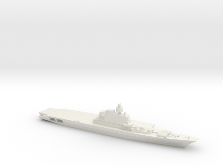 Admiral Gorshkov, 1/2400 3d printed