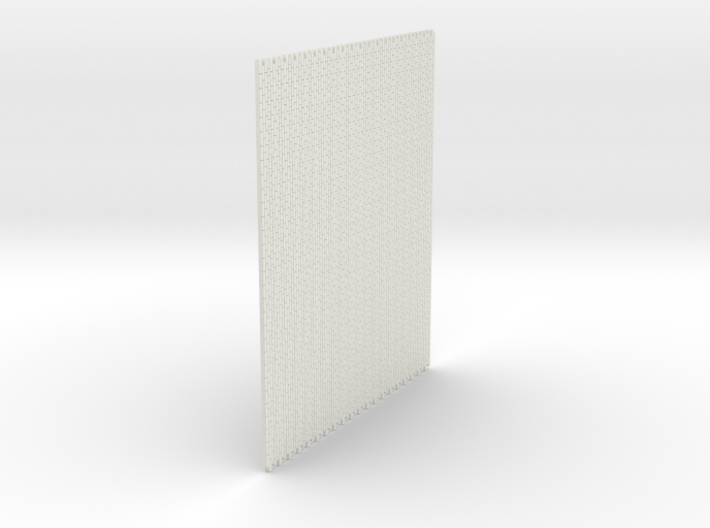 A-nori-tall-bricks-sheet2a 3d printed