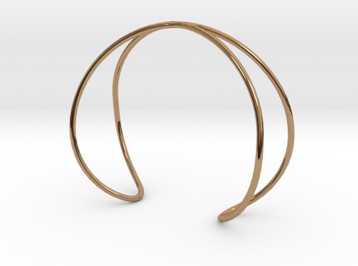 Infinity Bracelet 3d printed
