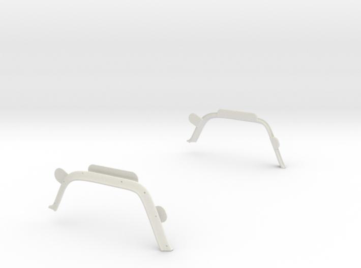 Flare-Valueliner-hood 3d printed