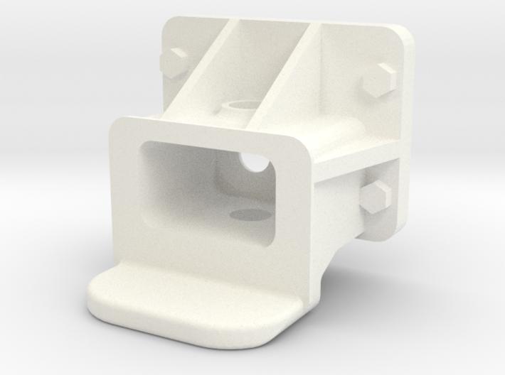 "3/4"" Scale Pilot Coupler Pocket 3d printed"