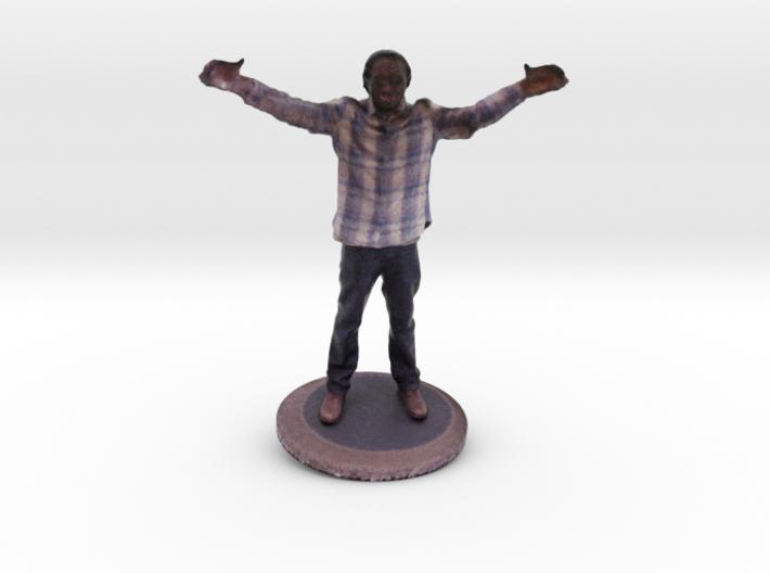 Khari Dixon 3d printed