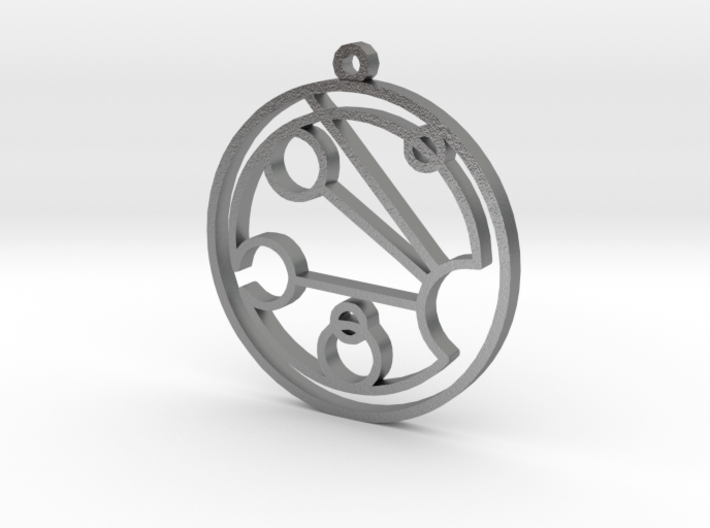 Joseph - Necklace 3d printed