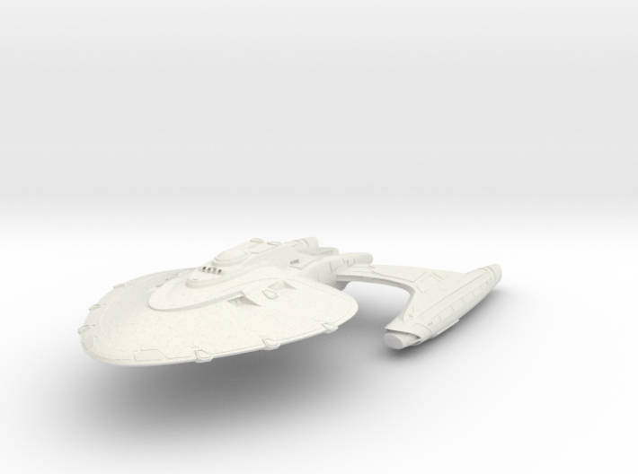 Sanyo Class Fast Destroyer 3d printed