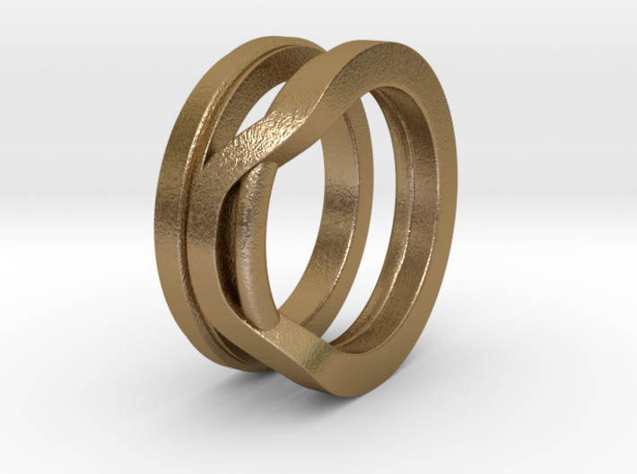 Balem's Ring1 - US-Size 2 1/2 (13.61 mm) 3d printed