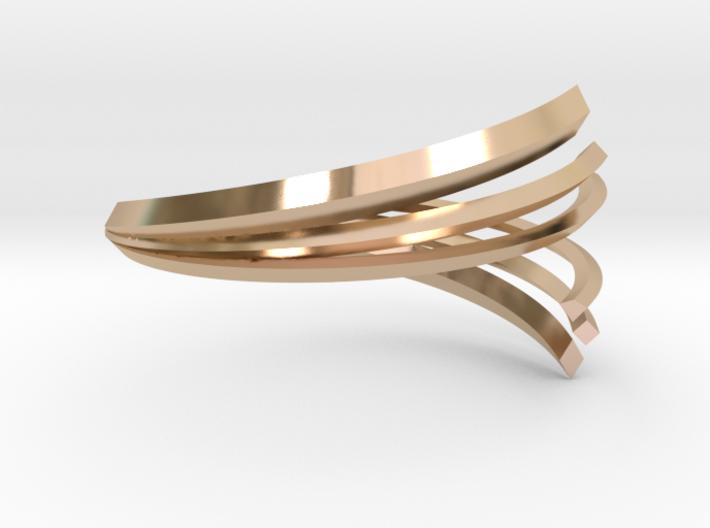 Ring 3 sz 7 3d printed