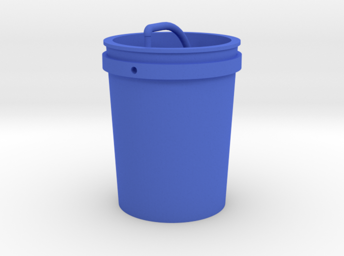 Shop Bucket 1:10 Scale 3d printed