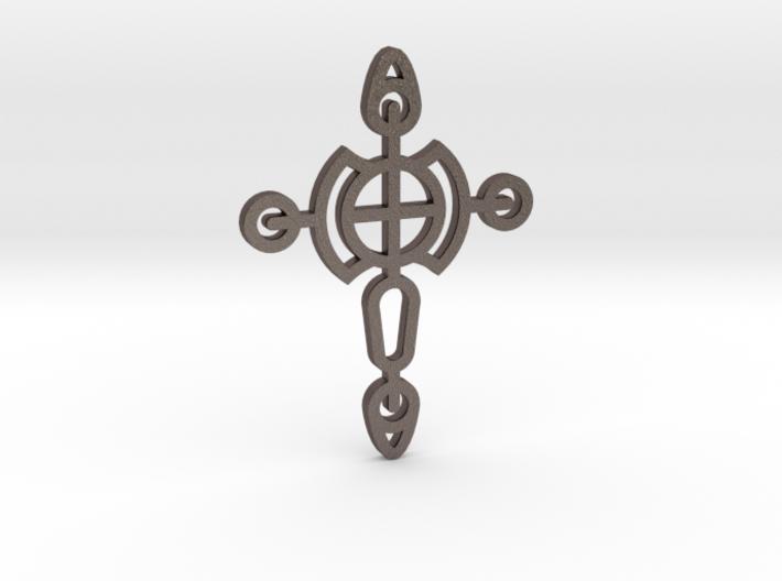 Cross / Cruz 3d printed