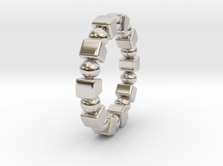 Claudette - Ring 3d printed