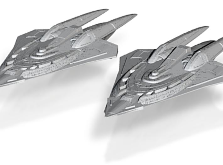 Bowersock Class Battleship II 3d printed