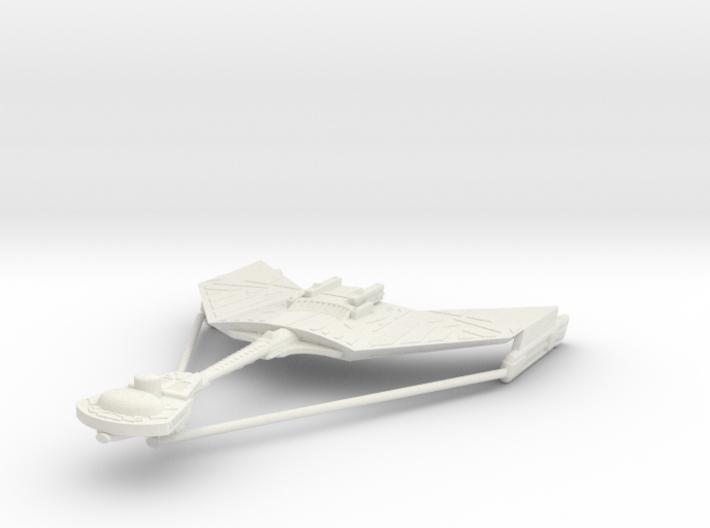 1/2500 D12 Kteremny Destroyer 229 m (w/support) 3d printed