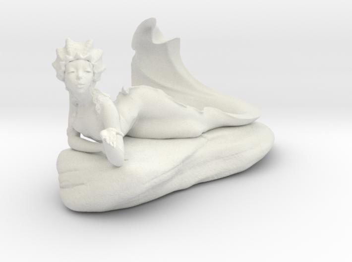 Mermaid Fountain 3d printed