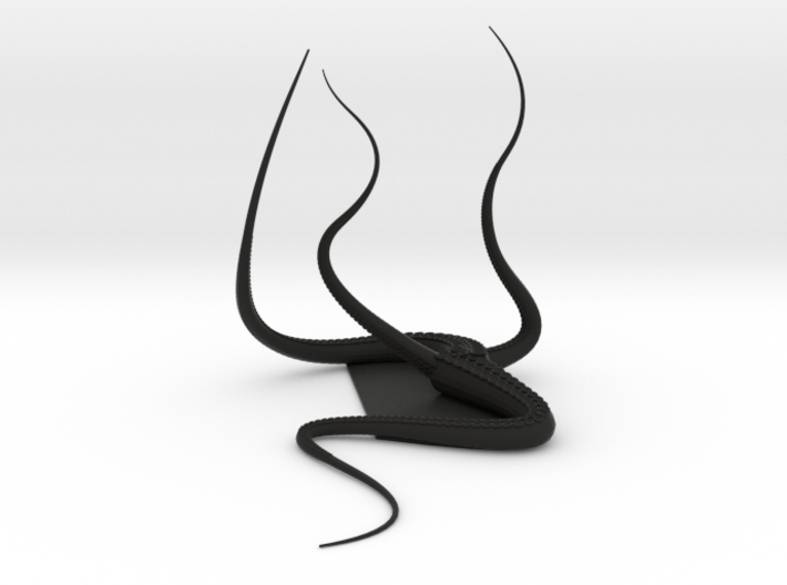 iPhone 6 Plus Tentacle Stand 3d printed