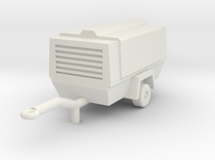 O Scale Atlas Copco Compressor 3d printed
