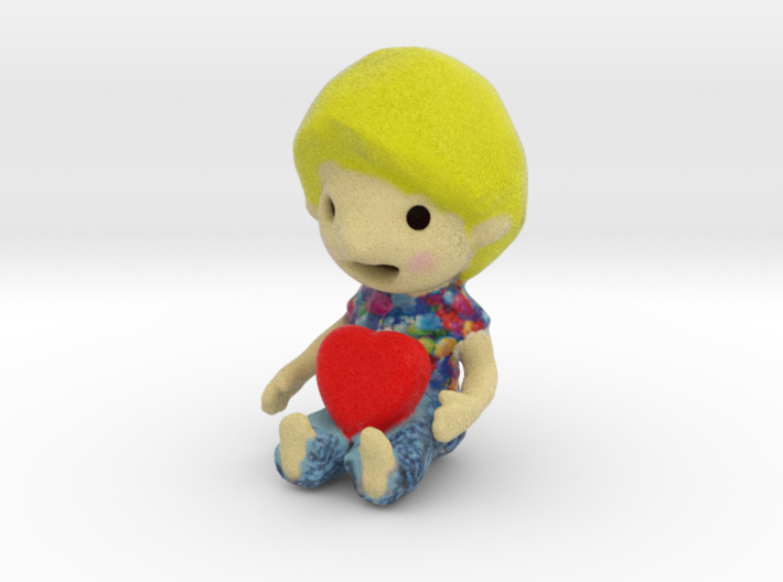 sweet kid 3d printed
