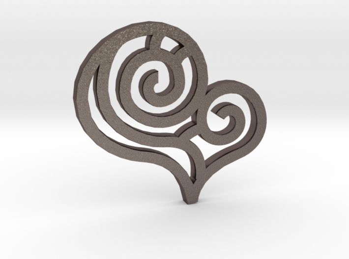 Heart / Corazón 3d printed