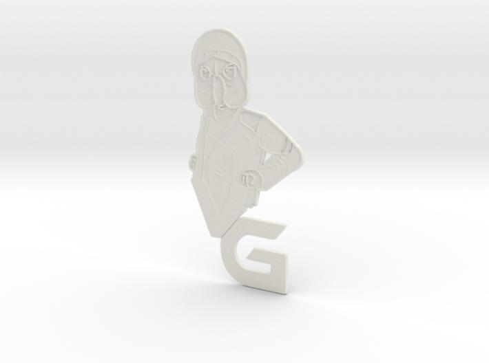 VanossGaming 3d printed