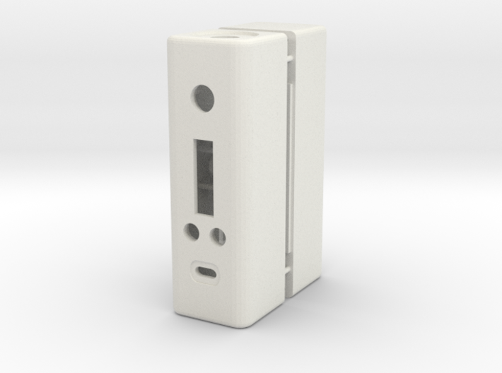 DNA200 Enclosure (Beta Inspired) 3d printed