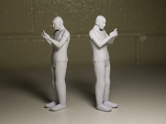 24/7 at Your Fingertips 3d printed