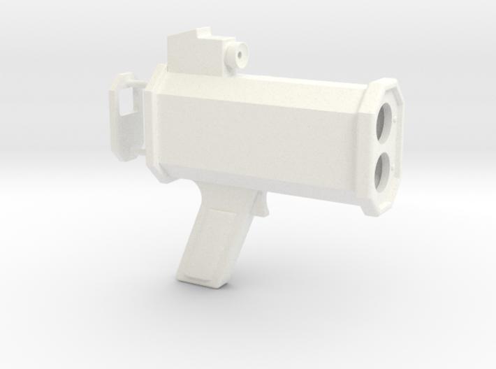 1/6 Scale Radar Gun 3d printed