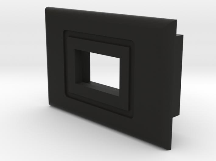 Switch Bezel - Mini Slide Switch 3d printed
