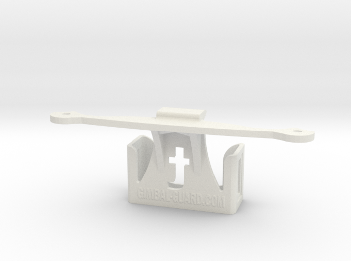 Trackimo holder for DJI Phantom 3 3d printed