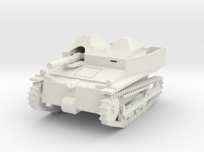 PV80A Carden Loyd Mk VI (28mm) 3d printed