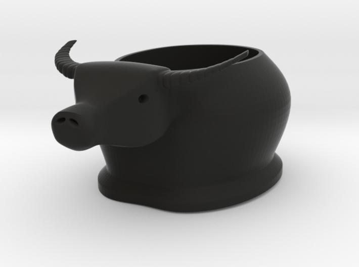 Bufalo 3d printed