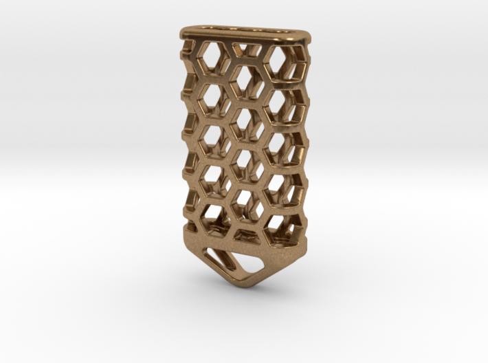 Hex Lantern X4: Tritium (All Materials) 3d printed