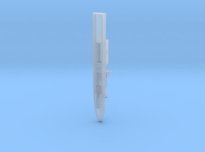 1/1200 Saar 4 5 heli 3d printed