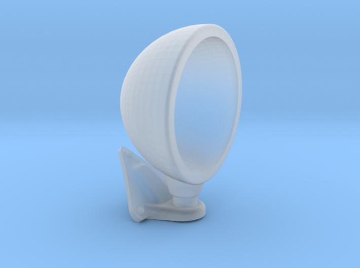 OPEL BLITZ FRONT LIGHT (A) 1/16 3d printed